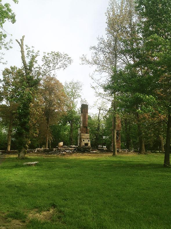 Barr Chimneys