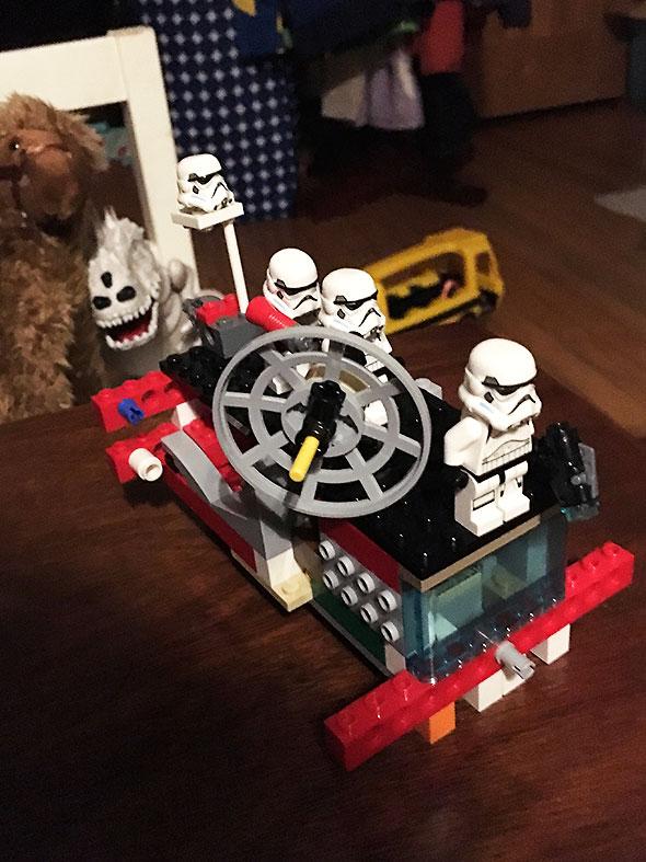 storm trooper students