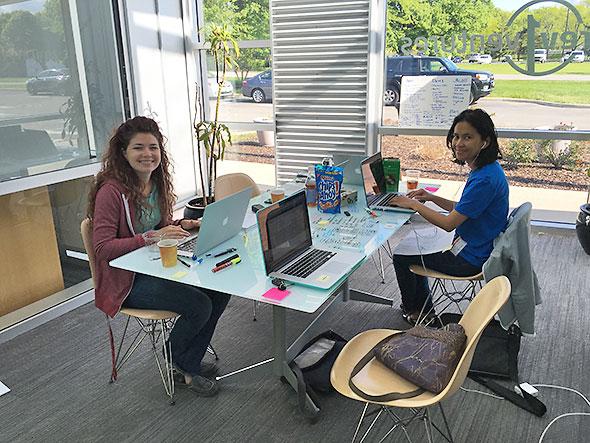 sunlit team workspace