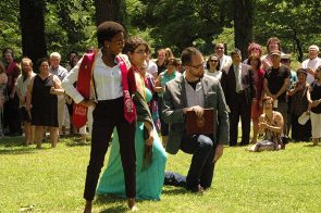 Antioch College class of 2016: over 'the mound' and into the world