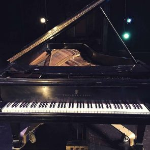 Antioch College's Steinway Concert Grand