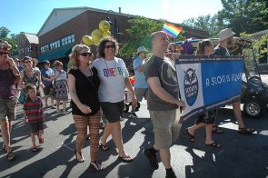 En route to equality: the 5th annual YS PRIDE parade