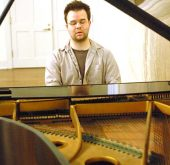 "Pianist Sam Reich will perform Bach's technically challenging ""Goldberg Variations."" (Photo by Matt Minde)"