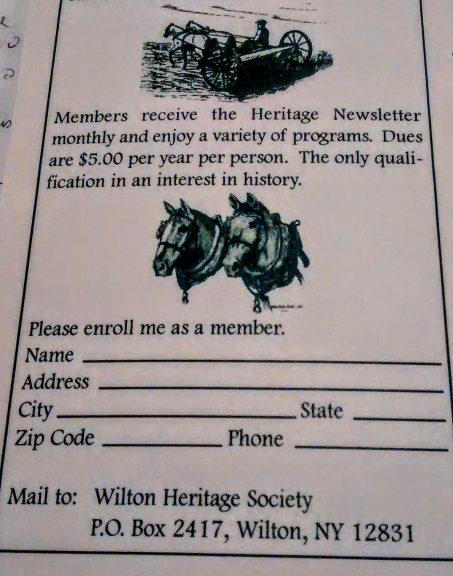 heritage membership