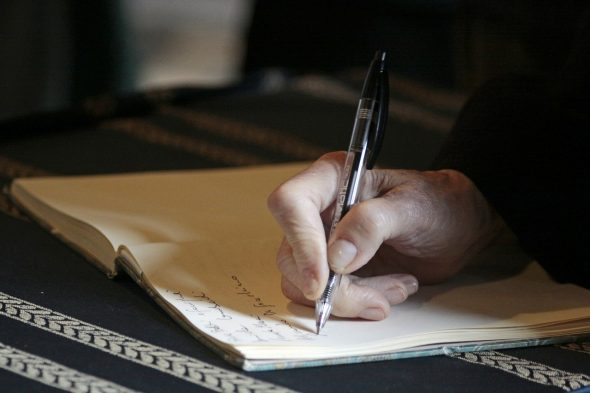 A free memoir writing workshop will be offered during the month of September.