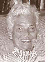 Martha 'Jean' Marsh