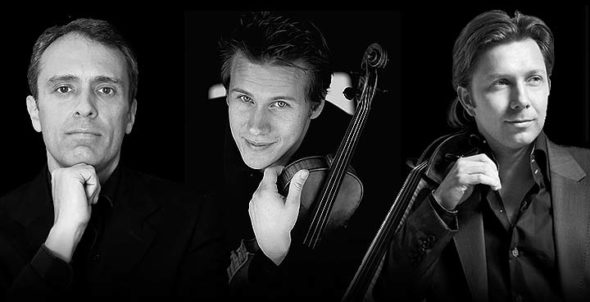 The David Piano Trio will perform at CMYS on Sunday, Oct. 23.  (Submitted Photo)