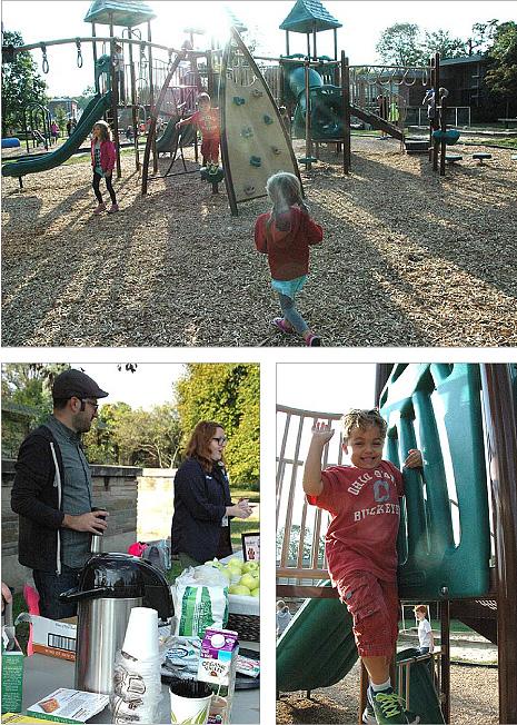"2016 Walk To School (Photos by Lauren ""Chuck"" Shows)"
