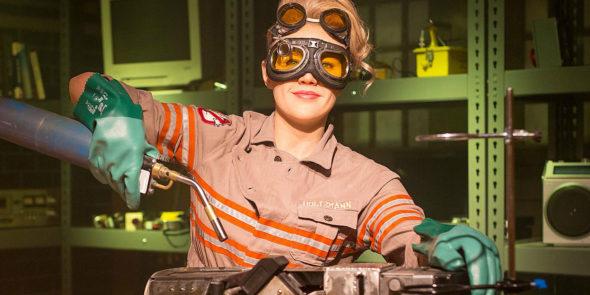 """Dr. Jillian Holtzmann, """"Ghostbusters."""""""