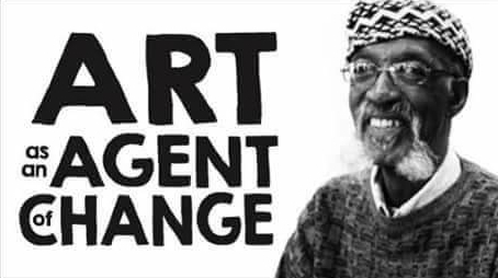 """Renowned artist Willis """"Bing"""" Davis will speak at the 365 Project's annual meeting on Nov. 17."""