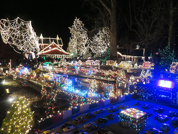 Clifton Mill Lights