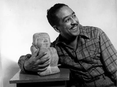 A celebration of the works of Langston Hughes will kick off on Feb. 1. (Photo in public domain)