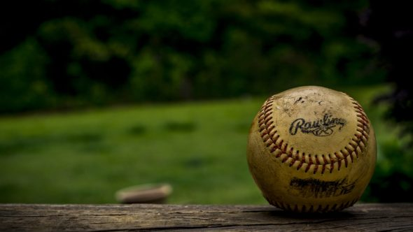 Sign up now for youth summer recreational baseball.