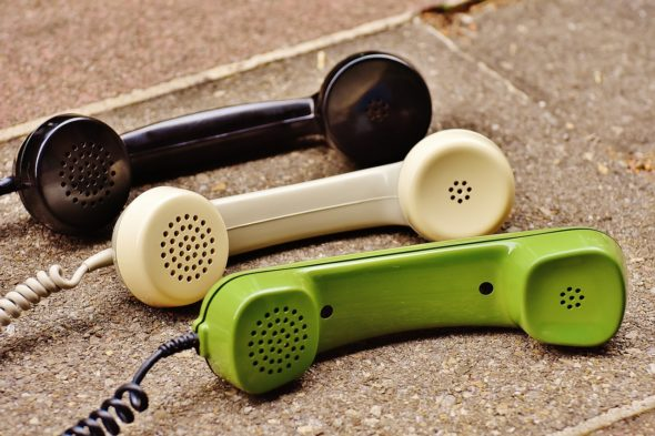 Village land line service will be interrupted on Wednesday, May 31.