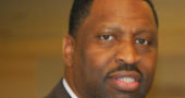 NAACP vice-chair Derrick Johnson will speak Friday, July 14.