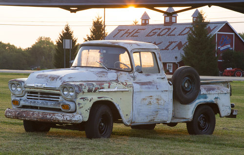 The annual Vintage Truck Show will return to Young's on Aug. 6.