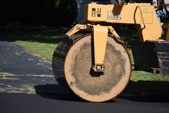 Paving will soon be scheduled for several village streets.