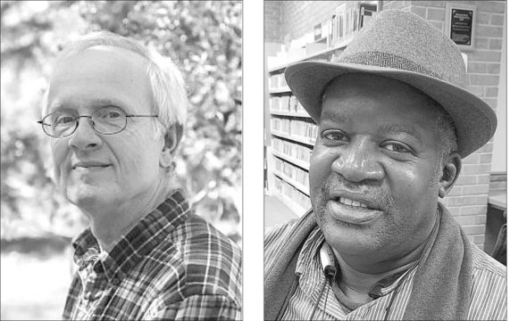 Ed Davis, poet, novelist and educator, will host the sixth annual Winter Solstice Poetry Reading on Friday, Dec. 8, at Glen Helen's Vernet Ecological Center. Bomani Moyenda is one of 14 poets scheduled to read their original work as part of the Winter Solstice Poetry Reading, co-presented by Tecumseh Land Trust and Glen Helen Nature Preserve. (submitted photos)