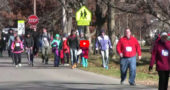 2017 Bulldog Jog, organized by and benefiting Mills Lawn PTO. (Video contributed by Patti Dallas)