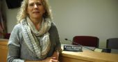 Village Council President Karen Wintrow will step down at the end of December. She's served on Council three four-year terms, or 12 years. (Photo by Diane Chiddister)