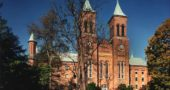 Antioch College Main Building.