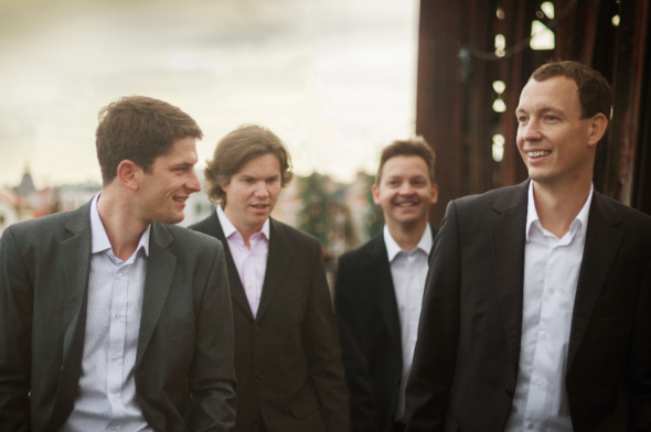 Chamber Music in Yellow Springs will present the Bennewitz Quartet on Feb. 11.