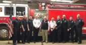 Shown above is Secretary Perdue flanked by the MTFR staff. (submitted photo)