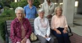 2017 Greene County Women's Hall of Fame inductees. Seated, left to right: Jo Ferguson, Joan Horn, Virginia Pinkerton; standing, left to right: Jane Alkire, Cheryl Marcus. Nominations for 2018 inductees are now open.