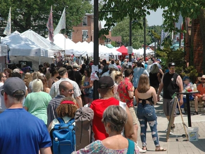 All in a day: June 9th's Street Fair and Music on Main
