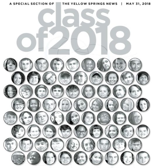 The 2018 YSHS special  Senior supplement is available in the May 31 edition of the News, as well as online.