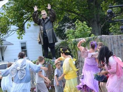 425-year-old magic, mirth and mayhem on Mills Lawn