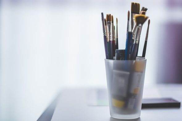 Artists age 55 and older are invited to submit work to the annual Senior Center Members' Art Show.
