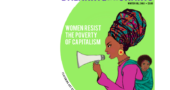 Karla Reyes, managing editor of Breaking the Chains: A Socialist Perspective on Women's Liberation, will speak on the women's movement at a food and clothing drive at the Coretta Scott King Center at Antioch College.