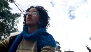 "Actor Sumayah Chappelle portrays Arica Penrose in ""Little Village."" Though the show boasts sci-fi, fantasy and thriller elements, at its heart, ""Little Village"" is Arica's coming-of-age story. (Still from 'Little Village')"