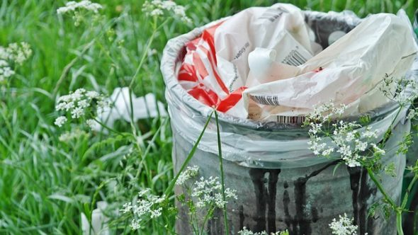 The annual spring clean-up week will return to the village in a few weeks.