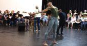 World House Choir and DCDC dancers