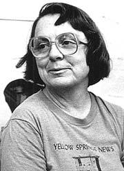 Margaret 'Peg' Champney (YS News archive photo)