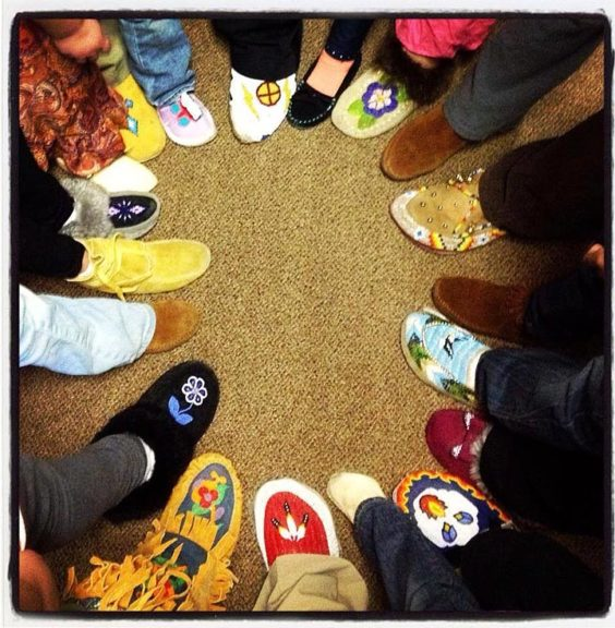 November 15 is Roc Your Mocs Day. (Submitted photo)