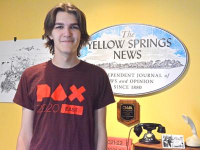 Jonas Bahn: 2021 Recipient of the Lauren Heaton Scholarship